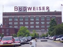 Anheuser-Busch Brewery, St. Lewis